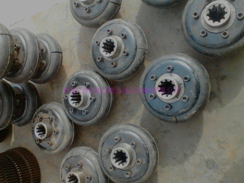 辽宁本溪KQG150Y潜孔钻机配件联轴器