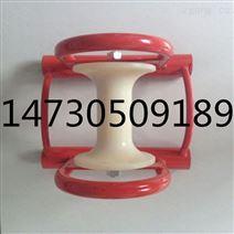 石家庄电工铝轮放线用滑轮电力尼龙放线滑轮质量