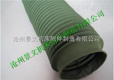 高端设备专用抗老化帆布输送软连接定制