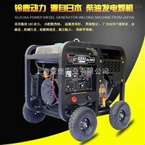 海口250A风冷柴油发电焊机