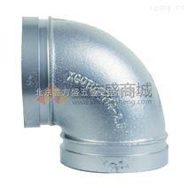 铂海(BOHAI)沟槽管件90°弯头(衬塑)