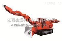 鑫通煤礦扒渣機,大坡度用履帶式扒渣機ZWY-150/55L