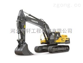 沃尔沃EC480DL履带式挖掘机配件