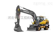 沃尔沃EW205D轮式挖掘机配件