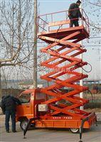 湖北车载式升降机.车载铝合金升降平台