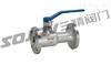 Q41M/PPL/H不锈钢全通径整体高温球阀