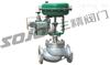 气动薄膜直通单座调节阀SZXP